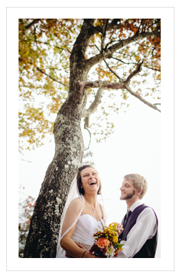 Wedding in the Red River Gorge
