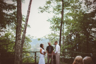 Woodsy Wedding in Kentucky