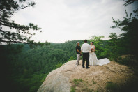 Overlook Wedding