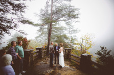 Outdoorsy Wedding Venue