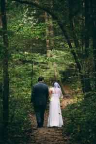 Weekend Wedding Getaway in Midwest