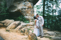 Kentucky Weekend Wedding Getaway
