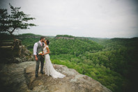 Cliff View Elopement