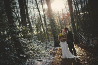 Winter Wedding in Kentucky