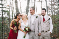 Where to Elope outdoors in Midwest