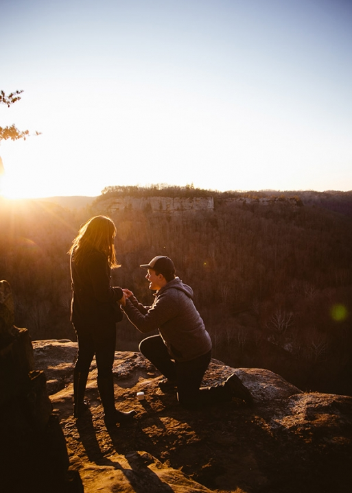 Weddings in the Red River Gorge, Kentucky